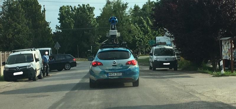 Itt járt eddig a Google autója, ami Magyarországot fotózza – ön látta már?