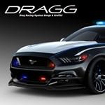 Nyolc megvadított Mustanggal készül a Ford a legnagyobb amerikai tuningshowra