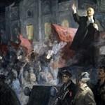 Mementó 1917. november 7. – Igyekeznie kellett Leninnek, hogy megdönthessen valamit