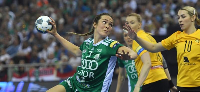 Törölték a női kézilabda BL budapesti négyes döntőjét
