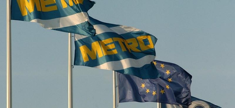 Szétkapják a Metro áruházláncot