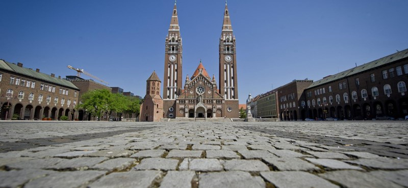 Katolikus biznisz: luxuséttermet nyit a szegedi püspökség a Dómnál