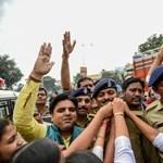 Diszkriminatívra sikerült az indiai állampolgársági törvény módosítása