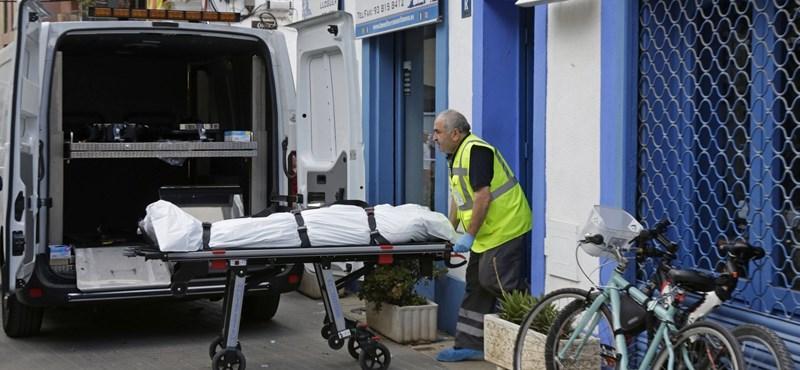 Lelőttek egy magyar pincért Barcelona közelében