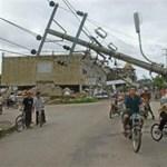 Erős földrengés rázta meg a Salamon-szigeteket