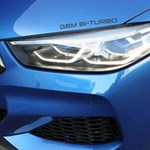 670 lóerővel támad ez az új 8-as BMW