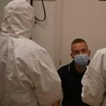 Koronavírus: 400 ezerrel nőtt a fertőzöttek száma tegnap óta