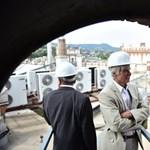 Turistalátványosságnak álcázott kilátót épít az MNB-s alapítvány cége