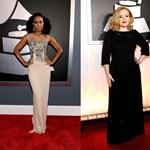 A 2012-es Grammy-díjátadó legjobban öltözött sztárjai (nagy fotók)
