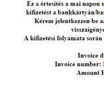 Két hét nem volt elég arra, hogy lebuktassák a NAV nevével visszaélő adattolvajokat