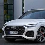 Csúcsdízel: itt a 341 lóerős új Audi SQ5 TDI
