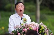 Megtörte a hallgatást a kémkedési vádakkal kapcsolatban a Huawei alapítója
