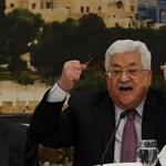 Bírálják Mahmúd Abbasz antiszemita beszédét