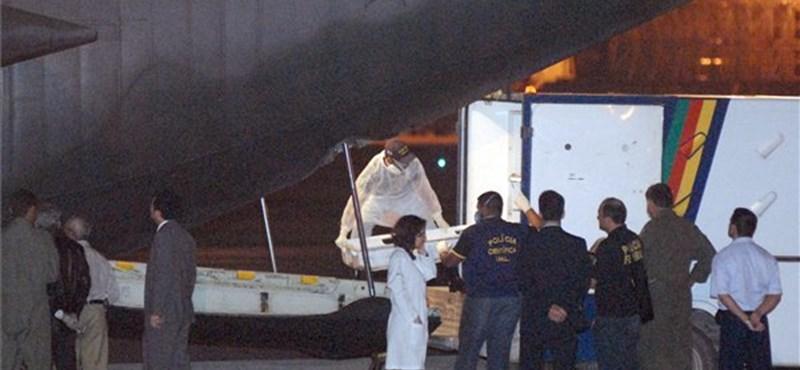 Air France tragédia: roncsok és áldozatok