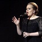 Adele terhes, de már van utódja (videó)