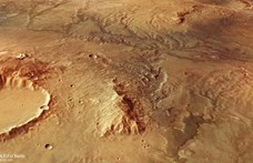 Bizonyítékot találhattak a tudósok arra, hogy folyékony víz van a Mars felszíne alatt
