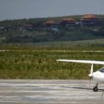Fotókon a kínaiak árammal hajtott utasszállító kisrepülője