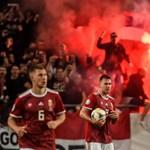 Magyar szurkolókra támadtak Splitben az Eb-selejtező előtt