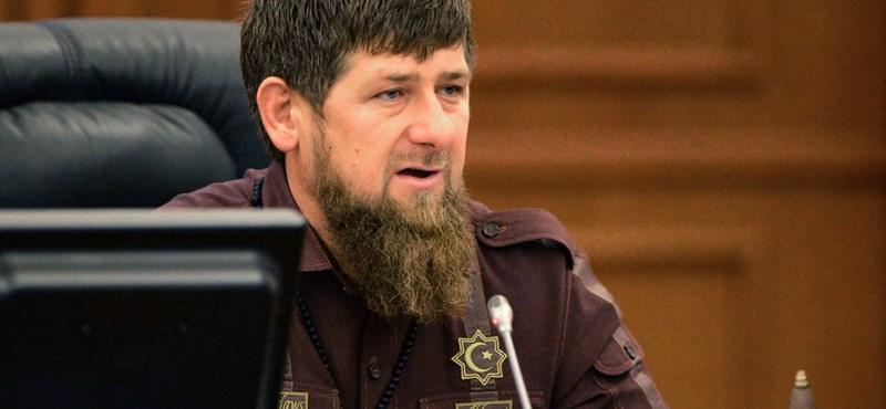Koronavírusos lehet Ramzan Kadirov, súlyos betegen kezelik Moszkvában