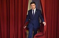 Versenyt gratulálnak az új ukrán elnöknek a nyugati politikusok