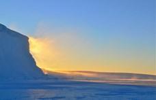 Elképesztően meleg volt az Északi-sark közelében