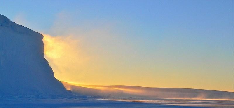 Ilyen még nem volt: ózonlyuk keletkezett az Északi-sark felett