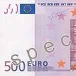Eltűnnek az 500 eurósok