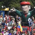 Washington szankciókat hozott a venezuelai elnök fia ellen