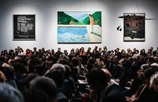 Budapesten is megnézheti a 90 millió dolláros festményt