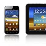 Itt a Samsung Galaxy S II és Galaxy Tab 8.9 LTE változata
