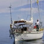 Idős vitorlázó került veszélybe a Csendes-óceánon