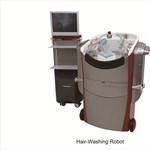 Így dolgozik a hajmosó robot