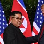 Berágott Trump, nem küldi el külügyminiszterét Észak-Koreába