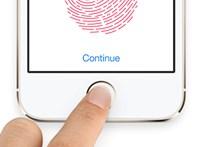 Kijelző alá tett ujjlenyomat-olvasón dolgozik az Apple, egészen új megoldást találtak ki