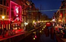 Amszterdam megvédi a szexmunkásait a turistáktól