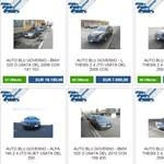 Páncélozott kormányzati Maseratit vehet az eBayen