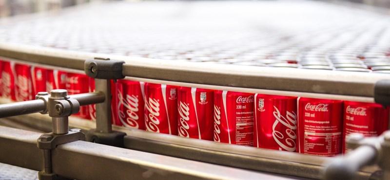 Az egyik zöld nem jött be a Coca-Colának, most egy másikkal próbálkozik