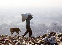 A világ 30 legrosszabb levegőjű városa közül 21 indiai