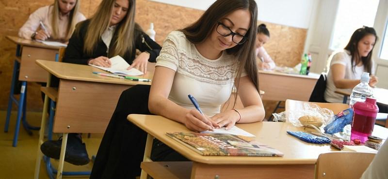 Érettségi kisokos: itt vannak az idei pontozási és osztályzási szabályok