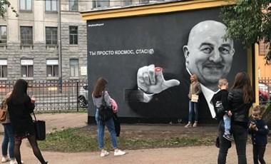 Így lehet egy képen követni az orosz szurkolók lélektanát