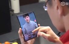 Itt az első videó a Xiaomi összehajtható telefonjáról, és csodás érzés nézni