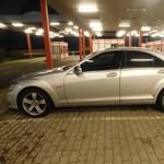 14 milliós lopott Mercedest fogtak a rendőrök a magyar határon