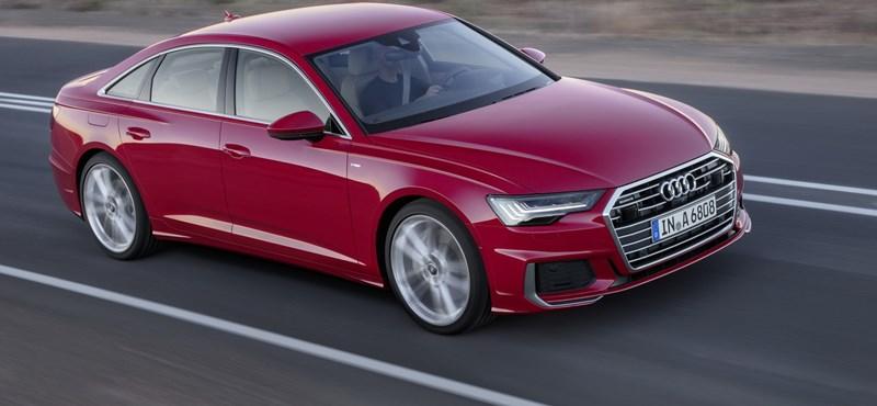 Itt az új Audi A6, amivel már régóta adós a márka