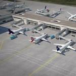 Megdőlt az utasforgalmi rekord novemberben a ferihegyi reptéren és itt még nincs vége