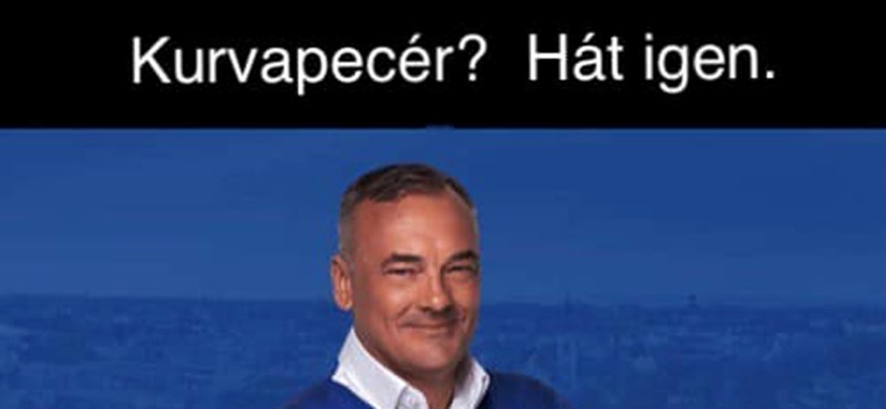 Kurvapecérnek nevezték Borkait egy fideszes képviselő Facebook-oldalán
