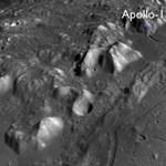 Digitális 3D modell készült a Holdról