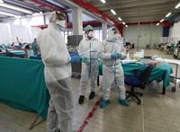 Olaszország: 756 halott egy nap alatt