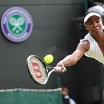 Wimbledon: Venus Williams könnyed sikere