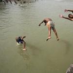 Halálos szelfizés Indiában