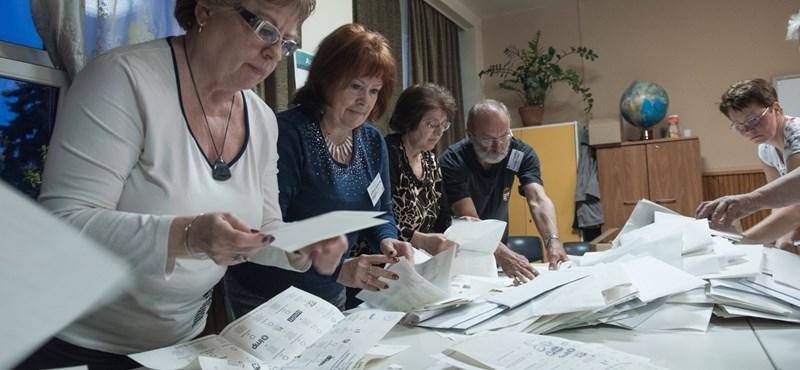 Eddig nagyon kevesen jelentkeztek a választásra szavazóköri delegáltnak